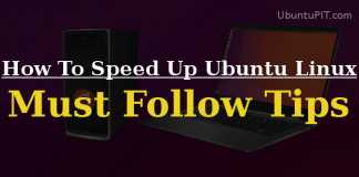 How To Speed Up Ubuntu Linux