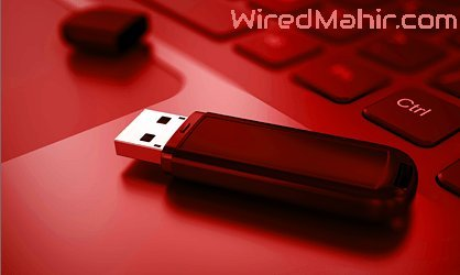 Flash-drive-to-make-recovery-storage