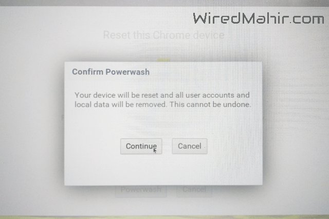 How To Reset, Powerwash and Restore Chromebook  Easy Tutorial