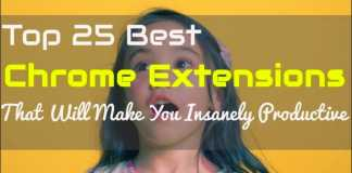 Best Chrome Extensions That Will Make You Insanely Productive