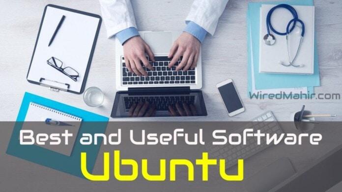 Best and Useful Ubuntu Software