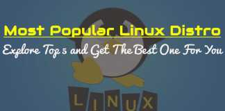 Most Popular Linux Distro : Explore Top 5 and Get The Best One For You