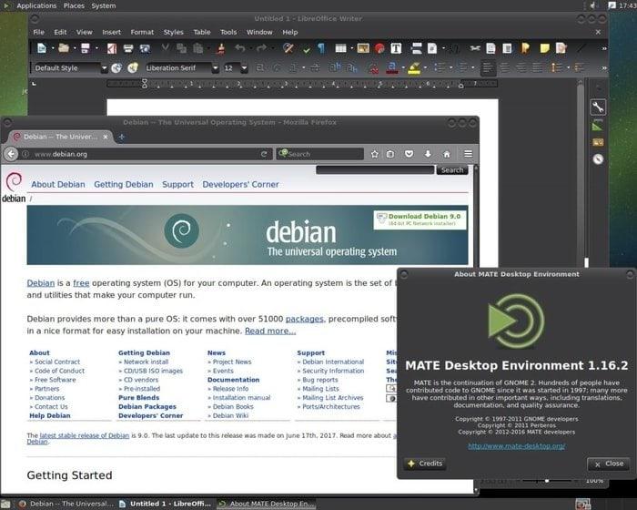 Debian