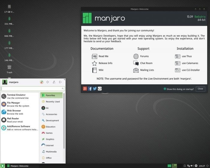 Top 15 Reasons To Use Manjaro Linux | UbuntuPIT