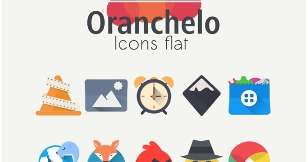 Install Oranchelo icon theme on Ubuntu and Linux