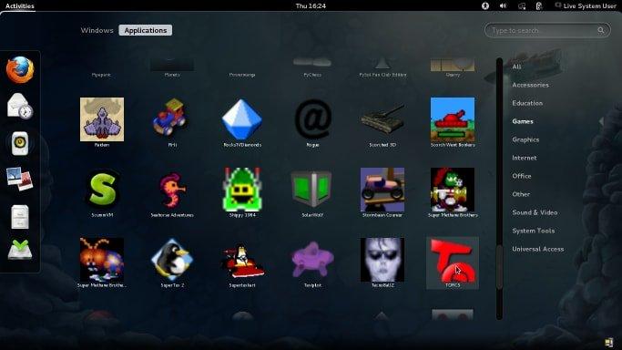 Fedora Games Spin