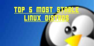 Most Stable Linux Distros
