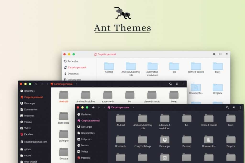 How to Install Flat and Modern Ant GTK Theme on Ubuntu Variants