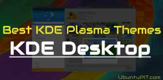 Best KDE Plasma Themes for Your KDE Desktop Environment