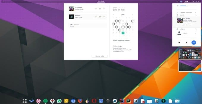 Flat Remix GNOME theme