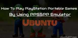 How to install PPSSPP games emulator on Ubuntu