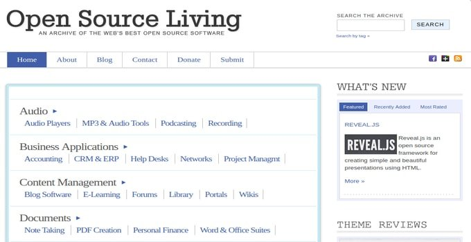 Open Source Living - OS Living