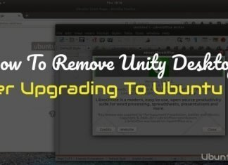 Remove Unity Desktop after Upgrading To Ubuntu 17.10