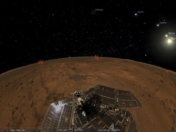 Stellarium-from-mars