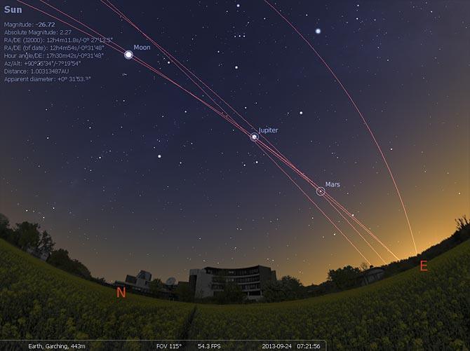 Stellarium-0.10-planets