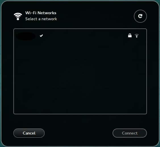 Refresh Wi-Fi Connections