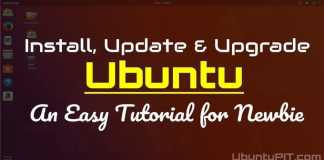 How to Install, Update and Upgrade Ubuntu: An Easy Tutorial for Newbie