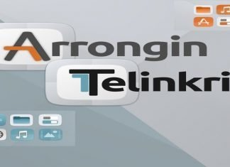 Arrongin and Telinkrin GTK Theme