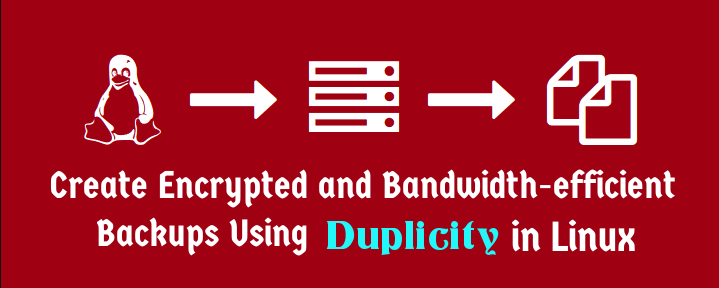 Duplicity backups