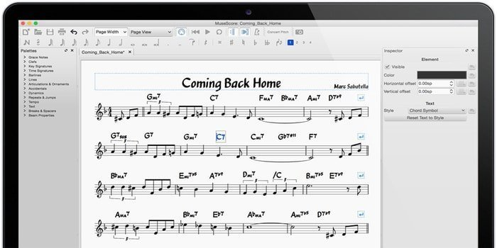 MuseScore - A Free Open Source Music Notation Software for Linux