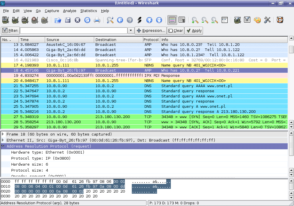 Wireshark A Free Open Source Network Packet Analyzer for Ubuntu Linux