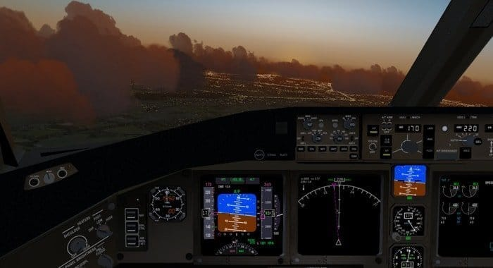 Flight Simulator FlightGear-1