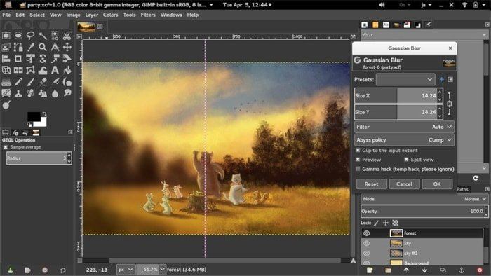 Top 10 Linux Photoshop Alternative Photo Management Software