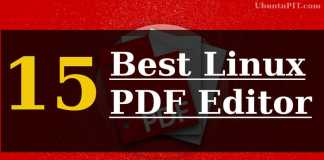 Linux PDF Editor Top 15 Reviewed and Compared