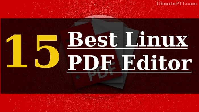 Install master pdf editor 3 (to create or edit pdf file) in linux.