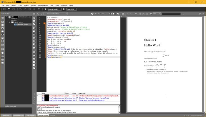 download free latex software for windows 7