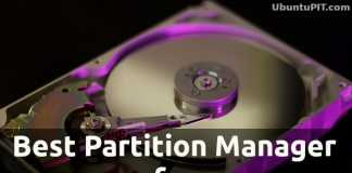 Best Linux Partition Manager