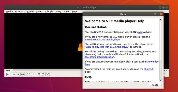 Best Video Players -VLC