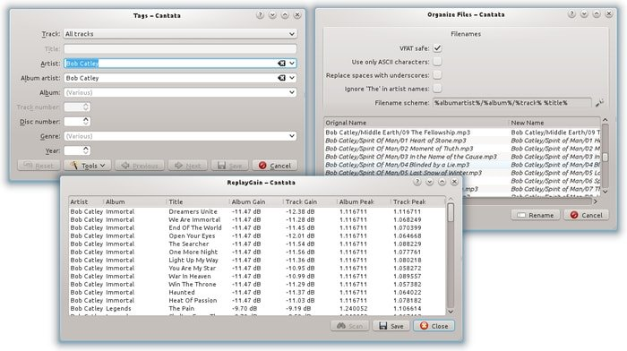 Cantata - a Qt5 Graphical MPD Client-2