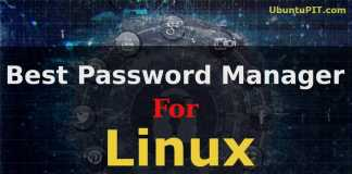 Linux Password Manager