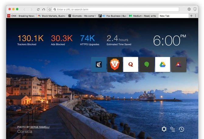 Brave browser for Ubuntu Linux