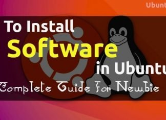 How To Install Software in Ubuntu Linux: A Complete Guide for Newbie