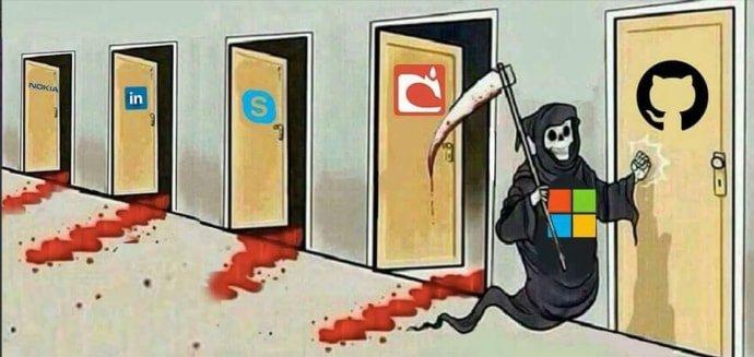 Microsoft acquire GitHub