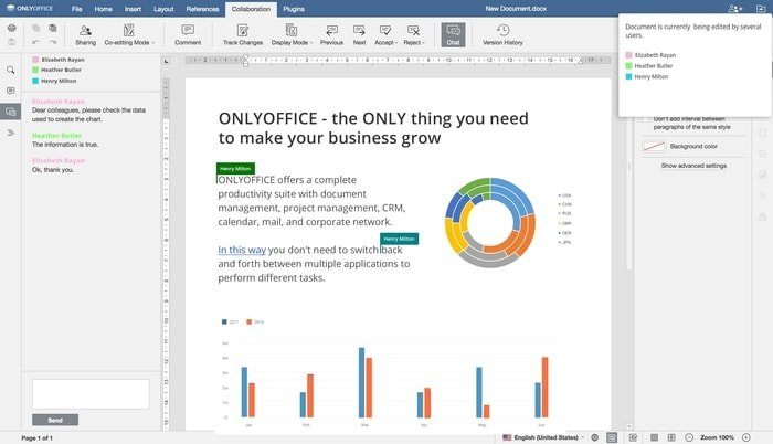 OnlyOffice - Your Private Cloud Office Suite