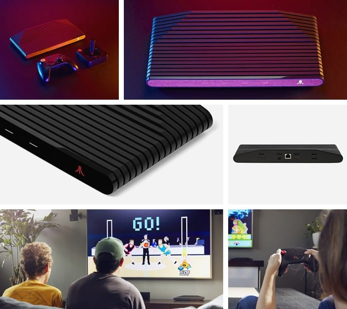 Atari VCS for Gaming and Entertainment Streaming