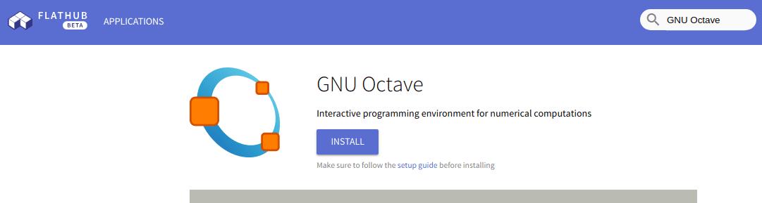 GNU Octave - A Free Scientific Programming Language for Ubuntu