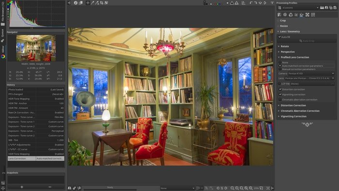 Install Adobe Lightroom Alternative RawTherapee-2