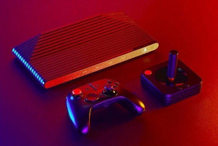 Linux Games Console - Atari VCS