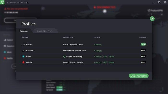 ProtonVPN Client Tool for Linux