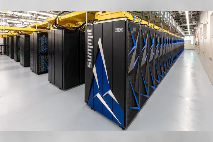 Summit Supercomputer - 2