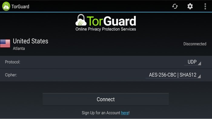 TorGuard - Privacy with Anonymous VPN