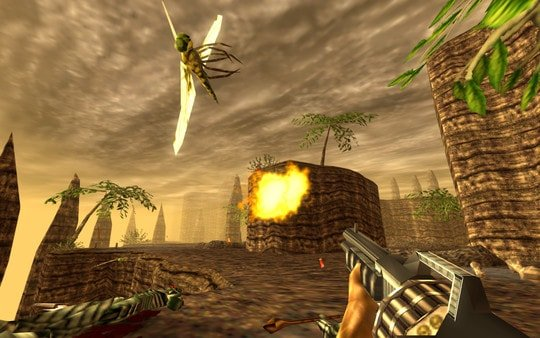 Turok: Dinosaur Hunter Remastered-1