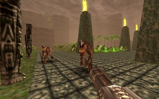 Turok: Dinosaur Hunter Remastered-2