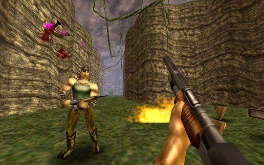 Turok: Dinosaur Hunter Remastered-3