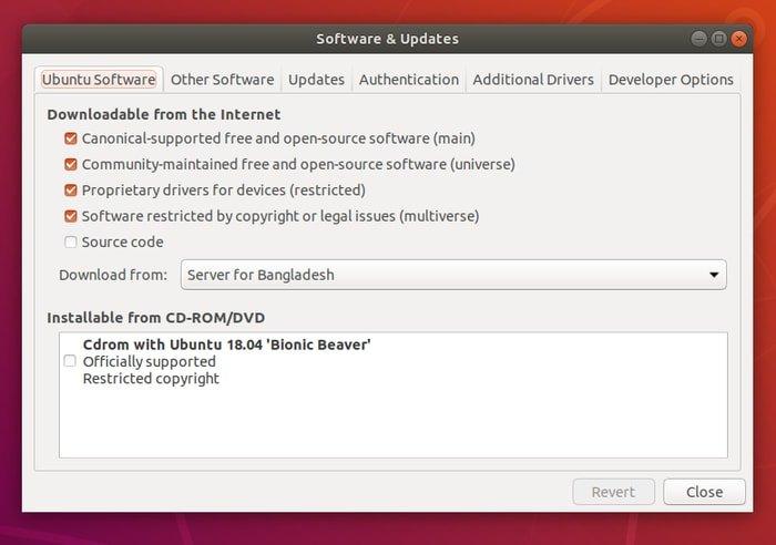 Ubuntu System Update Tool