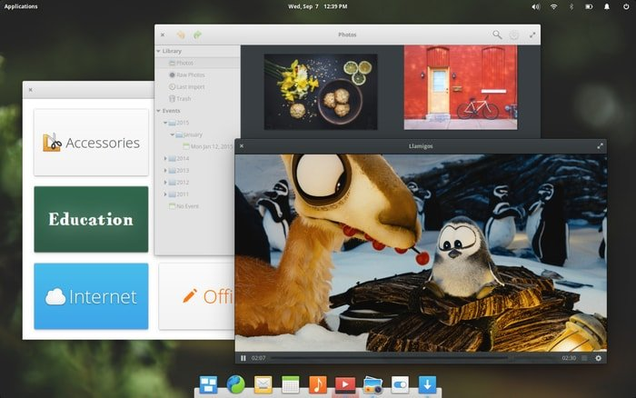 Elementary OS - Look and Feel